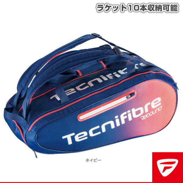 【テニス バッグ テクニファイバー】T-Rebound 10R/ティーリバウンド 10R/ラケット10本入(TFB058)