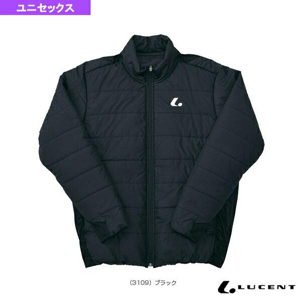 【テニス・バドミントン ウェア(メンズ/ユニ) ルーセント】Uni パデットジャケット/ユニセックス(XLW-310)