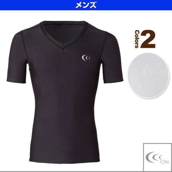 【オールスポーツ アンダーウェア シースリーフィット】マグフロー Vネックハーフスリーブ/メンズ(3F76301)