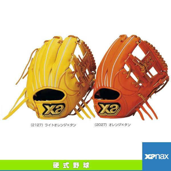 【野球 グローブ ザナックス】TRUST/トラストシリーズ/硬式用グラブ/内野手用(BHG-53417)