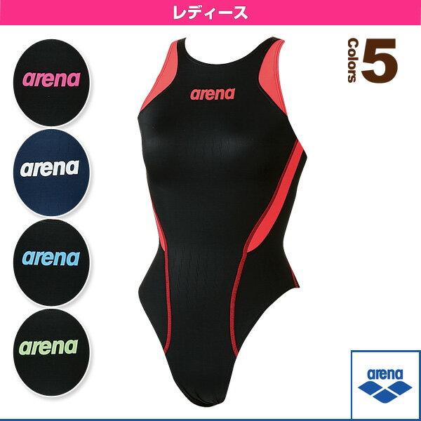 【水泳 ウェア(レディース) アリーナ】リミックタイプロウ(クロスバック)/レーシング水着/レディース(ARN-7031WL)