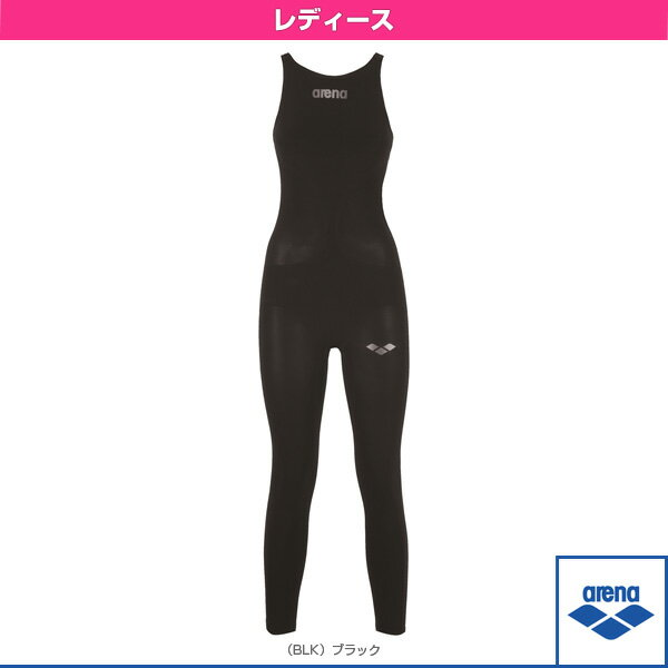 【水泳 ウェア(レディース) アリーナ】POWERSKIN OPEN WATER/ロングスパッツクローズドバック/レーシング水着/レディース(FAR-6506W)