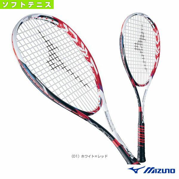 【ソフトテニス ラケット ミズノ】ジスト T-01/XYST T-01(63JTN633)
