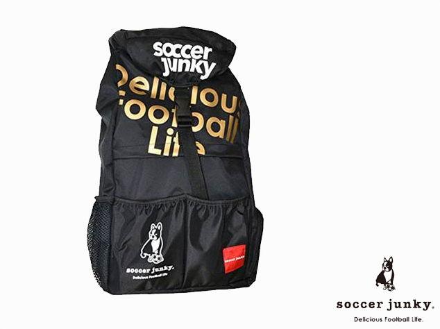 サッカー バッグ サッカージャンキー 旅のお供+1 バックパック soccerjunky SJ15080-2