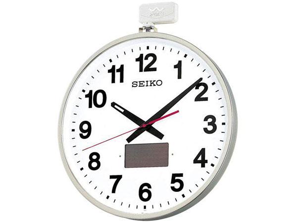 セイコー SEIKO 屋外・防雨用 電波時計 掛け時計 SF211S