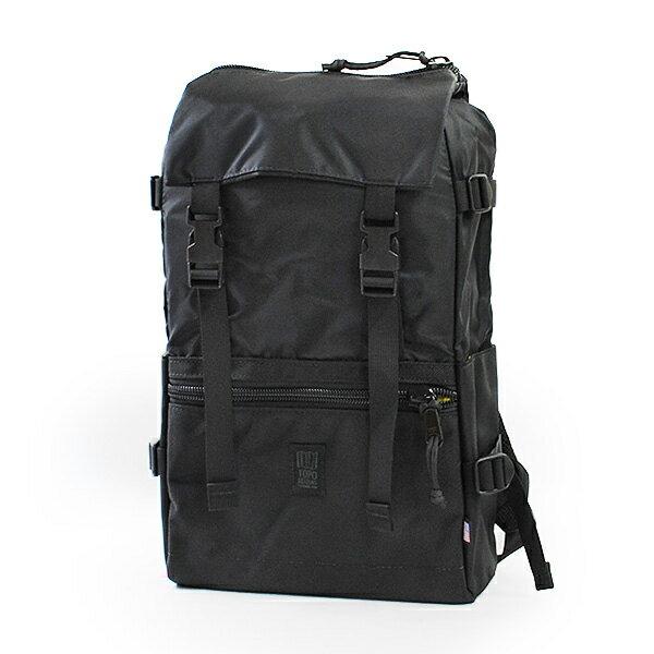生活用品 ユニセックス トポデザイン TOPO DESIGNS リュックサック ROVER PACK TDRP014-BALLBK ブラック ブラック 819656015593