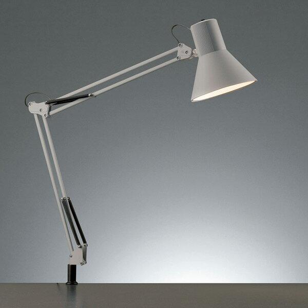 生活用品 山田照明 YAMADA ゼットライト LEDアームスタンド 照明器具 Z108LED-GY グレー