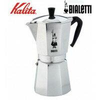 Kalita(カリタ) BIALETTI ビアレッティ  エスプレッソコーヒー器具 モカエキスプレス12 53018