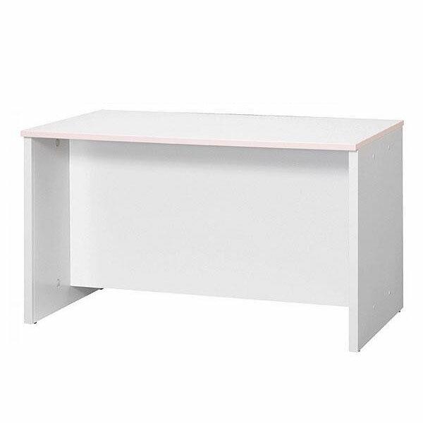 家具/収納 オフィス・店舗向け システムカウンター ローカウンター 天板W1200×D600mm ピンク・COM-CVA-127LSO