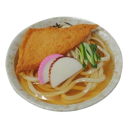 日本職人が作る 食品サンプル きつねうどん IP-428