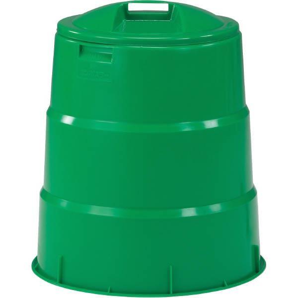 三甲 サンコー 生ゴミ処理容器 コンポスター130型 805039-01 グリーン