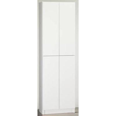 シェルフ 便利なだけではなく、こだわりのあるデザイン。 インテリア オススメ スリム 薄型 書棚 ブックシェルフ ホワイト