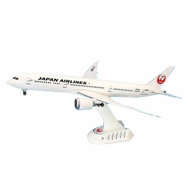 ミニチュア オブジェ JAL/日本航空 JAL B787-9 サウンドジェットモデル 1/200スケール BJQ1175