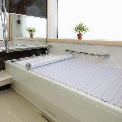 家事用品 風呂フタ 90×135cm用 ブルー
