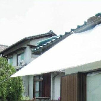 萩原工業 遮熱シート スノーテックス・クール 約1.8×1.8m 24枚入
