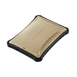 ハードディスク・HDD ZEROSHOCKハードディスク ELP-ZS010UGD
