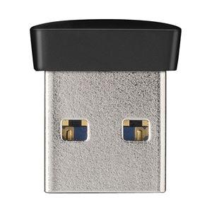 AV・デジモノ バッファロー USB3.0対応 マイクロUSBメモリー 32GB ブラック RUF3-PS32G-BK