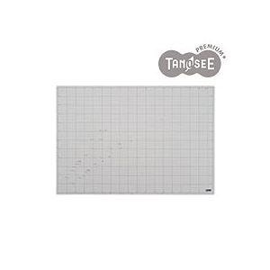 文具・オフィス用品 TANOSEE 滑りにくいカッターマット A1 620×900mm