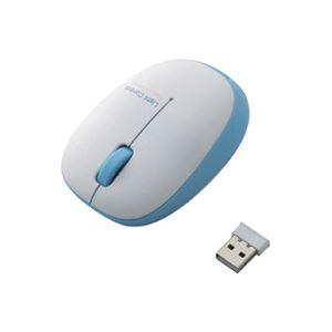 パソコン・周辺機器 (まとめ買い)エレコム ELECOM ワイヤレスBlueLEDマウス M-BL20DBBU 【×5セット】