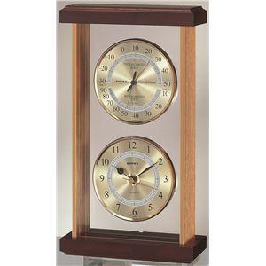 健康器具 スーパーEX温・湿度・時計 EX-742