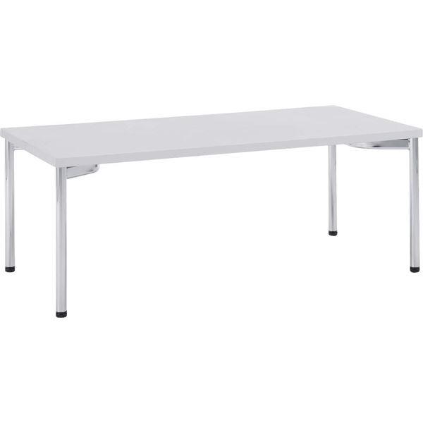 インテリア・家具 応接センターテーブル T-567S ホワイト