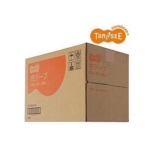 生活用品・インテリア・雑貨 便利 日用品  (まとめ買い)布テープ 50mm×25m 30巻