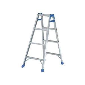 日用品雑貨 ステップ幅広 はしご兼用脚立 KW-120 1100mm