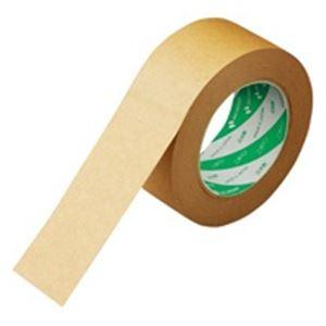 生活用品・インテリア・雑貨 ニチバン ラミオフ再生紙クラフトテープ 3105 50巻