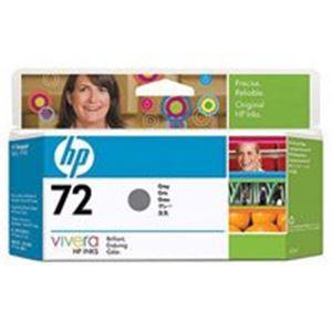 パソコン・周辺機器 HP インクカートリッジHP72グレー