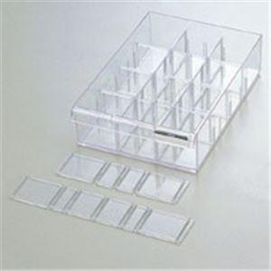 インテリア・家具 (まとめ買い)プラス レターケース仕切板 LC-901A 【×10セット】