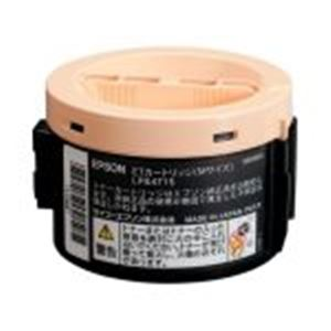 パソコン・周辺機器 【純正品】 EPSON(エプソン) ETカートリッジMサイズLPB4T15 ブラック