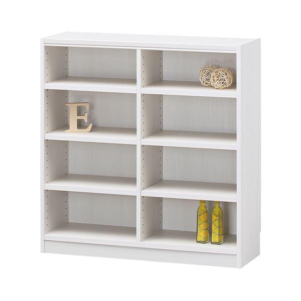生活用品・インテリア・雑貨 白井産業 木製棚タナリオ TNL-9087 ホワイト