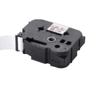 文具・オフィス用品 (まとめ買い)マックス 文字テープ LM-L536BMK 艶消銀に黒文字36mm 【×5セット】