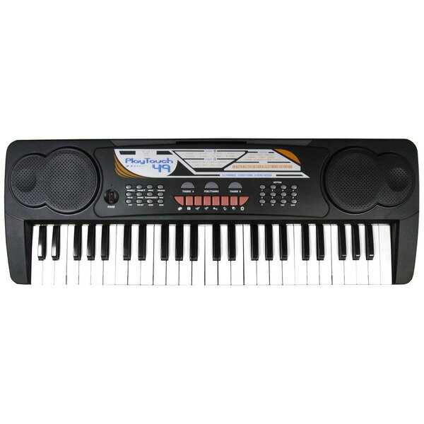 ホビー・エトセトラ 電子キーボード 49鍵盤 SR-DP02