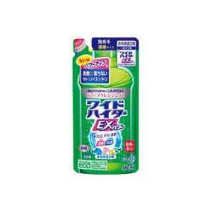 日用雑貨 (まとめ買い)花王 ワイドハイターEXパワー 詰替用 480ml 【×20セット】