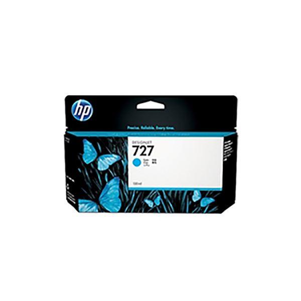 AV・デジモノ 【純正品】 HP B3P19A HP727 インクカートリッジ シアン130