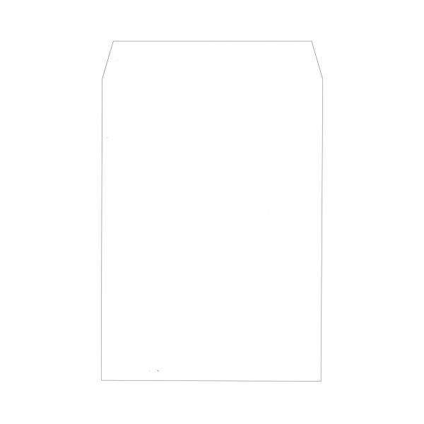文具・オフィス用品 (まとめ) キングコーポレーション ソフトカラー封筒 角2 100g/m2 ホワイト K2S100W 1パック(100枚) 【×3セット】