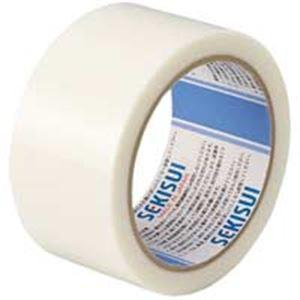 (業務用100セット) セキスイ 養生用テープフィットライト738 50X25 半透 【×100セット】