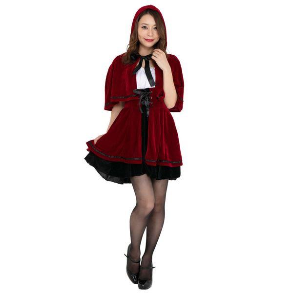 コスプレ 関連商品 【コスプレ】Red Hood Lady 赤ずきん