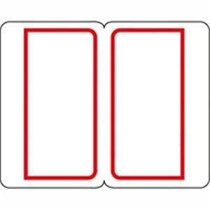 パソコン・周辺機器 (業務用300セット) ジョインテックス インデックスラベル大 赤 B054J-LR 20シート 【×300セット】