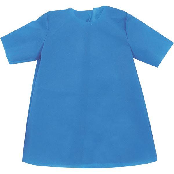 ホビー・エトセトラ 便利 日用雑貨  (まとめ買い)衣装ベース S シャツ 青 【×30セット】