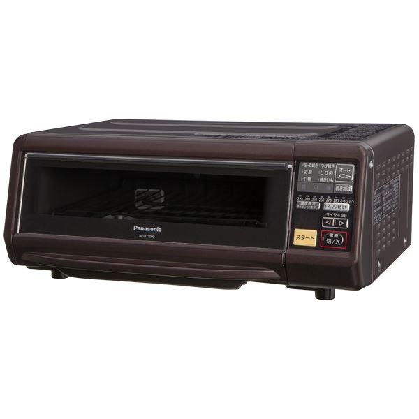 日用品雑貨 パナソニック(家電) スモーク&ロースター けむらん亭 (ブラウン) NF-RT1000-T