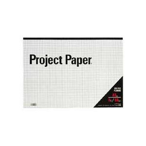 文具・オフィス用品 (まとめ) オキナ プロジェクトペーパー A3 5mm方眼 50枚 PPA35S 1冊 【×10セット】