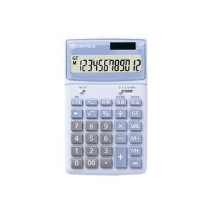 文具・オフィス用品 (業務用50セット) ジョインテックス 小型電卓卓上タイプ K042J 【×50セット】