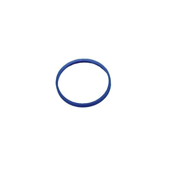 ねじ口びん液切リング 青キャップ用 GLS-80【10個】