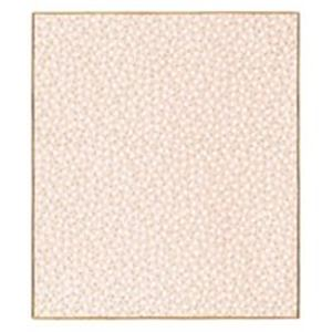 日用雑貨 (業務用100セット) ミドリ 色紙 33137006 二つ折花柄ピンク 【×100セット】