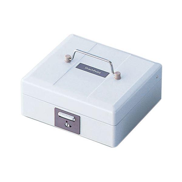 (まとめ) シャチハタ スチール印箱 中型 IBS-02 1個 【×2セット】