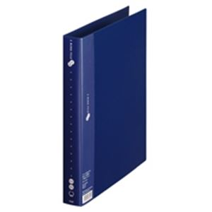 文具・オフィス用品 (業務用20セット) プラス 2リングファイルFC-101RW A4SW35mm NV10冊 【×20セット】