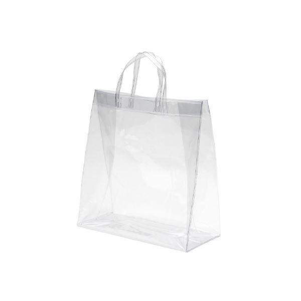 文具・オフィス用品 関連商品 シモジマ 透明バッグ 中 10枚入 006464030