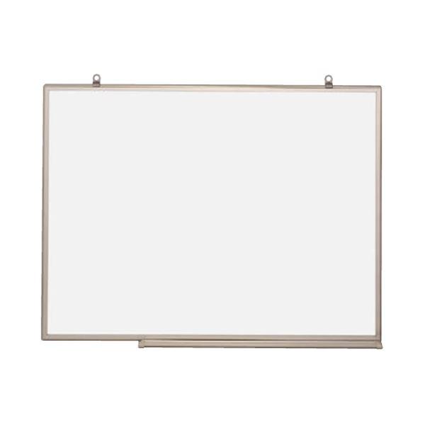 生活日用品 馬印 壁掛ホワイトボード NV23 無地 900×600mm